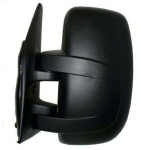 Vauxhall Movano Van [03-10] Complete Manual Adjust Wing Mirror Unit - Short Arm